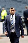 St Johnstone v Hibs…22.05.21  Scottish Cup Final Hampden Park<br />Saints manager Callum Davidson<br />Picture by Graeme Hart.<br />Copyright Perthshire Picture Agency<br />Tel: 01738 623350  Mobile: 07990 594431