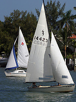Miami, FL 7-12-2003<br /> Sailing in Miami<br /> Digital Photo by Adam Scull/PHOTOlink