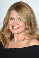 Sian Gibson<br /> in the winners room at the 2016 BAFTA TV Awards, Royal Festival Hall, London<br /> <br /> <br /> ©Ash Knotek  D3115 8/05/2016