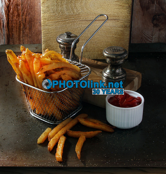French Fries<br /> Photo By Adam Scull/PHOTOlink.net