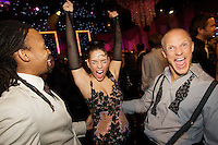 Oslo, 200901003. Skal vi danse. Thawe, Triana, Tobias.
