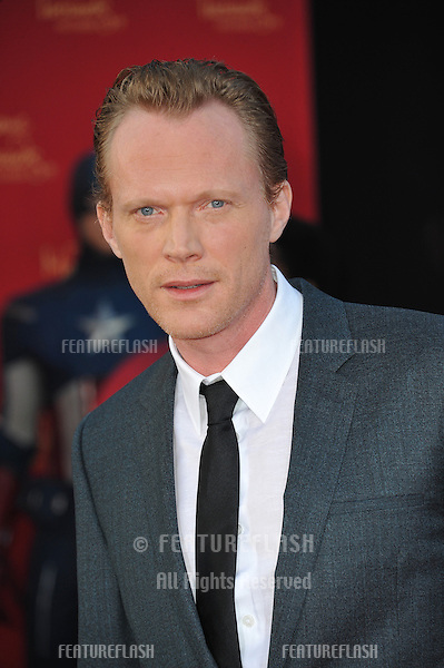 """Paul Bettany at the world premiere of his movie """"Avengers: Age of Ultron"""" at the Dolby Theatre, Hollywood.<br /> April 13, 2015  Los Angeles, CA<br /> Picture: Paul Smith / Featureflash"""