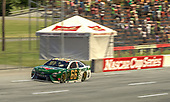 #66: Timmy Hill, Motorsports Business Management, Toyota Camry<br /> <br /> (MEDIA: EDITORIAL USE ONLY) (This image is from the iRacing computer game)