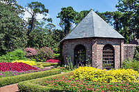The Elizabethan Gardens, Roanoke Island, North Carolina, USA.
