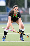 GER - Mannheim, Germany, May 25: During the U16 Girls match between The Netherlands (orange) and Germany (black) during the international witsun tournament on May 25, 2015 at Mannheimer HC in Mannheim, Germany. Final score 1-1 (1-0). (Photo by Dirk Markgraf / www.265-images.com) *** Local caption ***