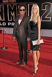 Mickey Rourke & Anastassija Makarenko  at the Marvel World Premiere of Iron Man 2 held at The El Capitan Theatre in Hollywood, California on April 26,2010                                                                   Copyright 2010  DVS / RockinExposures