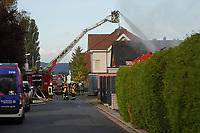 24.10.2020: Wohnhausbrand in Geinsheim