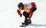 John Leslie, PyeongChang 2018 - Para Snowboard // Parasnowboard.<br />