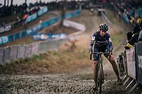 BRAMMEIER Nikki (GBR/MUDIIITA)<br /> <br /> GP Sven Nys (BEL) 2019<br /> Women's Race<br /> DVV Trofee<br /> ©kramon