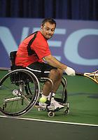 18-11-06,Amsterdam, Tennis, Wheelchair Masters, David Wagner