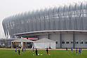 Japan Women's Soccer National Team Training