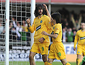 21/12/2008  Copyright Pic: James Stewart.File Name : sct_jspa18_falkirk_v_celtic.GEORGIOS SAMARAS CELEBRATES SCORING THE FIRST FOR CELTIC.James Stewart Photo Agency 19 Carronlea Drive, Falkirk. FK2 8DN      Vat Reg No. 607 6932 25.Studio      : +44 (0)1324 611191 .Mobile      : +44 (0)7721 416997.E-mail  :  jim@jspa.co.uk.If you require further information then contact Jim Stewart on any of the numbers above.........