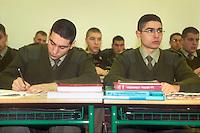"""- military school """"Teuliè"""" in Milan, scientific and  classic high school....- scuola militare """"Teuliè"""" di Milano, liceo classico e scientifico"""