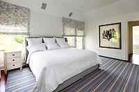 Bright modern classic bedroom
