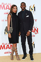HOLLYWOOD, LOS ANGELES, CA, USA - JUNE 09: Jada Crawley, Chris Paul at the Los Angeles Premiere Of Screen Gems' 'Think Like A Man Too' held at the TCL Chinese Theatre on June 9, 2014 in Hollywood, Los Angeles, California, United States. (Photo by David Acosta/Celebrity Monitor)