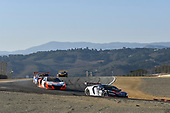 Pirelli World Challenge<br /> Intercontinental GT Challenge California 8 Hours<br /> Mazda Raceway Laguna Seca<br /> Sunday 15 October 2017<br /> Peter Kox, Mark Wilkins, Jules Gounon, Acura NSX GT3, GT3 Overall, Ryan Eversley, Tom Dyer, Dane Cameron, Acura NSX GT3, GT3 Overall<br /> World Copyright: Richard Dole<br /> LAT Images<br /> ref: Digital Image RD_PWCLS17_191