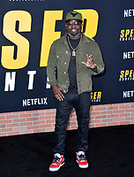 "LOS ANGELES, CA: 27, 2020: Lil Rel Howery at the world premiere of ""Spenser Confidential"" at the Regency Village Theatre.<br /> Picture: Paul Smith/Featureflash"