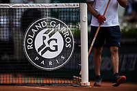 6th June 2021; Roland Garros, Paris France; French Open tennis championships day 8;  Illustration