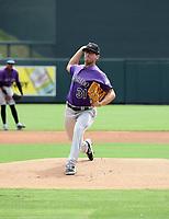 Andrew Quezada - 2021 Arizona League Rockies (Bill Mitchell)
