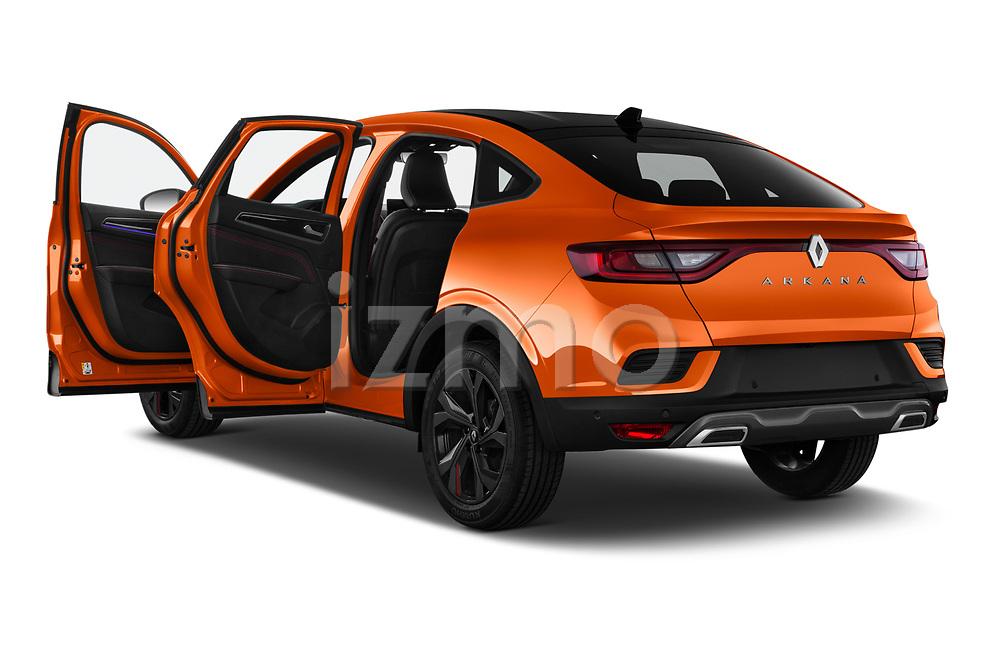 Car images of 2021 Renault Arkana RS-Line 5 Door SUV Doors