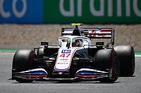 #47 Mick Schumacher, Haas F1 Team. Formula 1 World championship 2021, Austrian GP July 3rd 2021<br /> Photo Federico Basile / Insidefoto