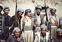Iran 1981.Peshmergas of PDKI