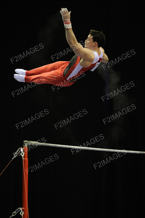 British Championships Senior All Around Finals 29.3.14 Finals . Photos by Alan Edwards www.f2images.com