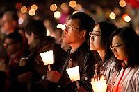 All-night prayer vigil in Rome for beatification of John Paul II