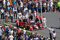 28-31 January, 2016, Daytona Beach, Florida USA<br /> 70, Mazda, P, Joel Miller, Tom Long, Ben Devlin<br /> ©2016, F. Peirce Williams