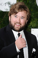 Haley Joel Osment<br /> arrives for the One for the Boys charity fashion event at the V&A Museum, London.<br /> <br /> <br /> ©Ash Knotek  D3133  12/06/2016