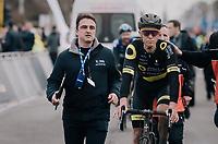 Niki Terpstra (NED/Direct Energie)<br /> <br /> 71th Kuurne-Brussel-Kuurne 2019 <br /> Kuurne to Kuurne (BEL): 201km<br /> <br /> ©kramon