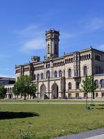 Gottfried Wilhelm Leibniz Universität im Welfen-Schloss, Hannover, Niedersachsen, Deutschland, Europa<br /> Gottfried Wilhelm Leibniz University in former Welfs castle, Hanover, Lower Saxony, Germany, Europe