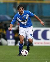 17-10-2010 Brescia italia sport calcio<br /> Brescia-Udinese Calcio Serie A<br /> nella foto Marco Zambelli<br /> foto Prater/Insidefoto