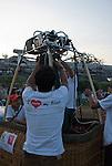 Balloon Crew with I Love my Pilot T-shirt