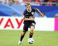 USA's Bobby Convey. The Czech Republic defeated the USA 3-0 in their FIFA World Cup Group E match at FIFA World Cup Stadium, Gelsenkirchen, Germany, June 12, 2006.