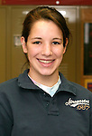 LITCHFIELD, CT- 02 JANUARY 2006-0102067JS02-Wamogo High School's girls basketball player Kellie Finn is male athlete of the week.<br /> Jim Shannon/Republican-American