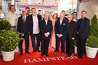 "Cast and director<br /> at the ""Hampstead"" premiere, Everyman Hampstead cinema, London. <br /> <br /> <br /> ©Ash Knotek  D3280  14/06/2017"