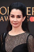 Tamara Rojo<br /> arriving for the Olivier Awards 2019 at the Royal Albert Hall, London<br /> <br /> ©Ash Knotek  D3492  07/04/2019