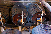 wooden vats quinta do noval douro portugal