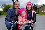 Enjoying a stroll in the Demesne in Killarney on Sunday, l to r:  Con, Ellen, Ellen Cora and Tara O'Riordan.