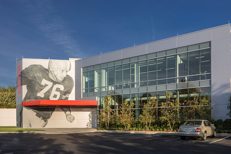 Cleveland Browns Headquarters and Training Facility Cleveland Browns Headquarters and Training Facility