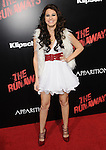 Scout-Taylor Compton  at APPARITION'S L.A. Premiere of The Runaways held at The Arclight Cinerama Dome in Hollywood, California on March 11,2010                                                                   Copyright 2010 DVS / RockinExposures..