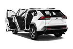 Car images of 2021 Toyota RAV4-Hybride-Rechargeable Premium-Plus 5 Door SUV Doors