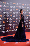 Maria Barranco attends to the Red Carpet of the Goya Awards 2017 at Madrid Marriott Auditorium Hotel in Madrid, Spain. February 04, 2017. (ALTERPHOTOS/BorjaB.Hojas)