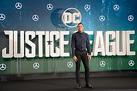 """Ray Fisher<br /> at the """"Justice League"""" photocall,  London<br /> <br /> <br /> ©Ash Knotek  D3345  04/11/2017"""