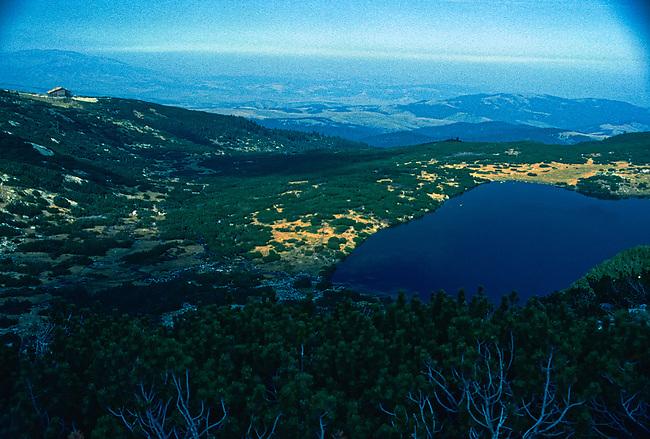 Ribnoto, Seven Lakes, Rila Mountains
