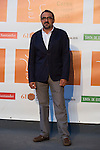 Juanco Culacon poses for the photographers during 2015 Theater Ceres Awards photocall at Merida, Spain, August 27, 2015. <br /> (ALTERPHOTOS/BorjaB.Hojas)