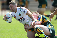 NSW Challenge Cup Rd 1 Wyong Roos v Macquarie Scorpions