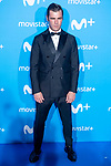 Fonsi Nieto attends to blue carpet of presentation of new schedule of Movistar+ at Queen Sofia Museum in Madrid, Spain. September 12, 2018. (ALTERPHOTOS/Borja B.Hojas)