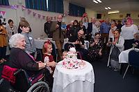 210426 Jean Reid 100th Birthday